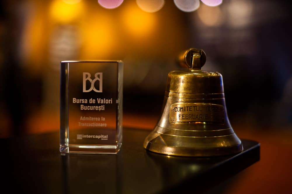 bvb-bell, bursa, Bursa de Valori Bucuresti