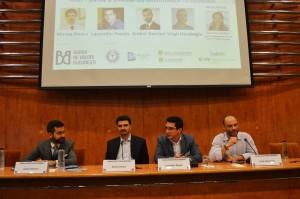 Forumul Investitorilor la Bursa de Valori Bucuresti, Mircea Iliescu, speaker