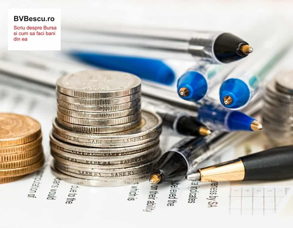 raportari financiare, dividende, bursa de valori bucuresti, bani, castiguri, profit