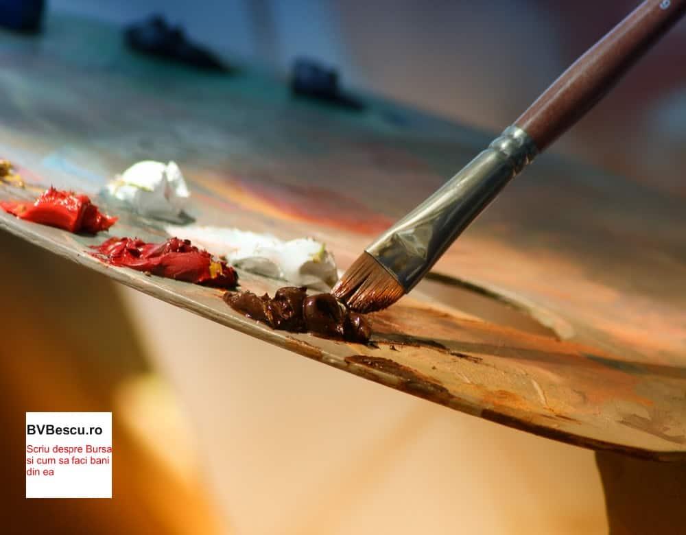 Vrei sa investesti in opere de arta? Afla care sunt primii pasi de care trebuie sa tii cont pentru ca planul tau sa aiba succes