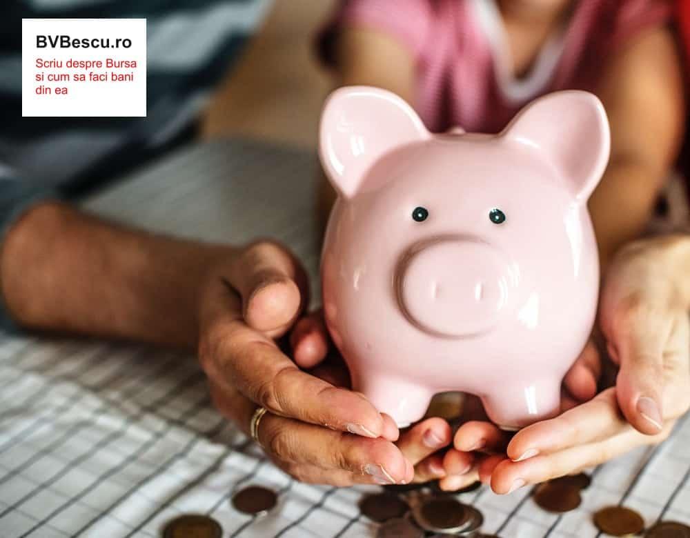 """Unde sunt banii din dividende si dobanzi, si ce face Fondul de Pensii care gestioneaza Pilonul 2 cu acesti bani pentru """"mine"""" ca si cumparator / detinator de unitati de fond?"""